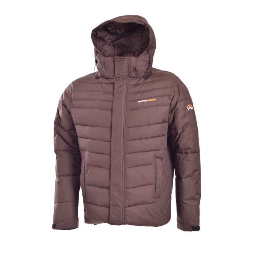Jacket AMEER brown