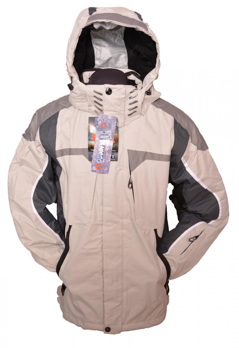 Мужская лыжная сноубордическая куртка Whard СУПЕР ПЛОТНАЯ