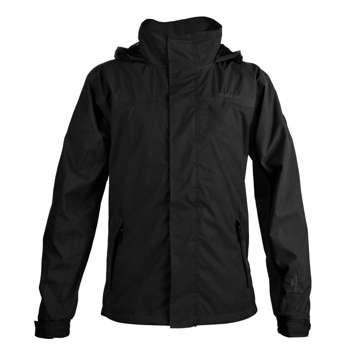 Куртка мужская LIGHT DORMAN-BLACK