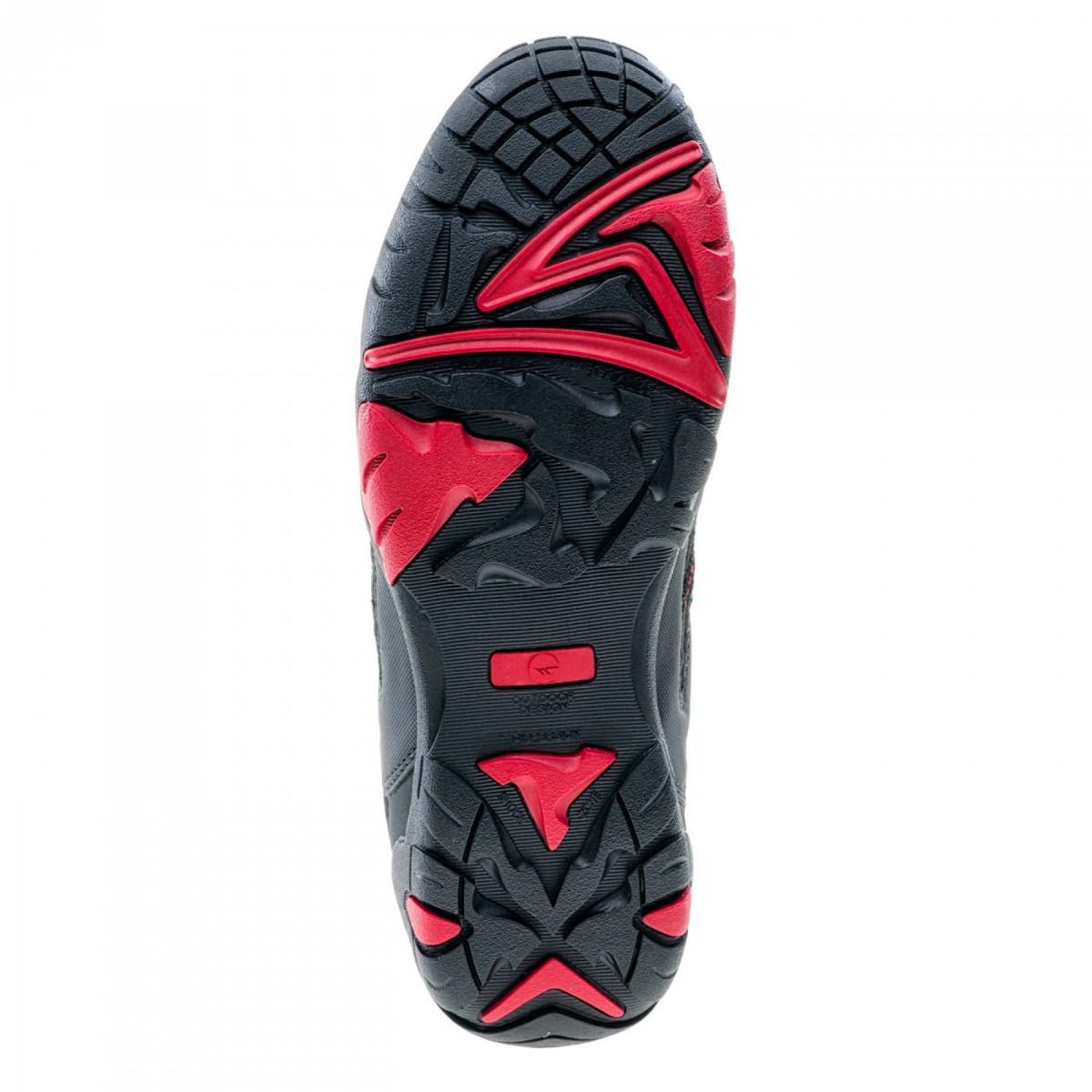 Мужские кроссовки RANGO 54376-BLK/RED