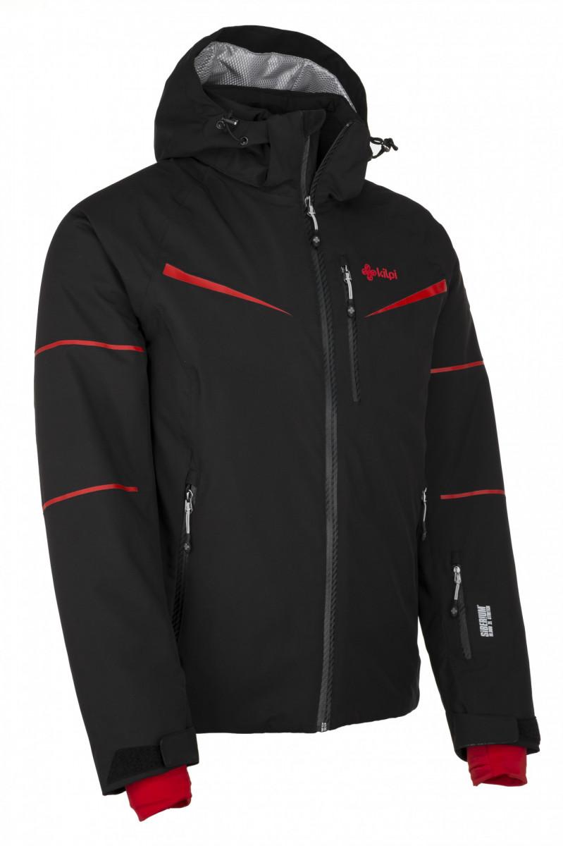 Горнолыжная куртка Kilpi MARTIN-M black-red
