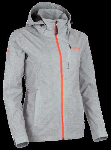 KILPI LHASA-W light grey летняя женская куртка